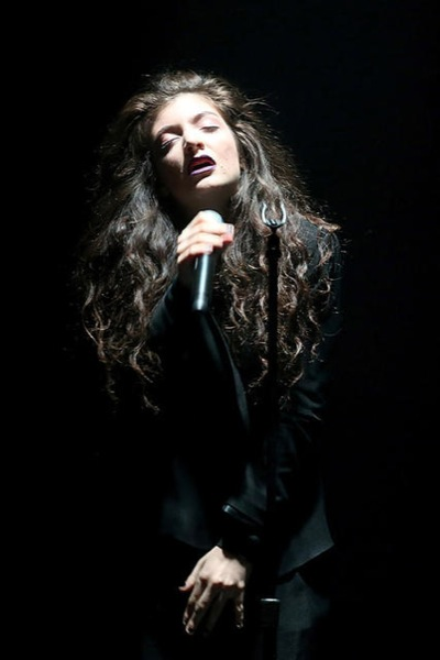 Lorde at the Austin Music Hall, 3.3.14