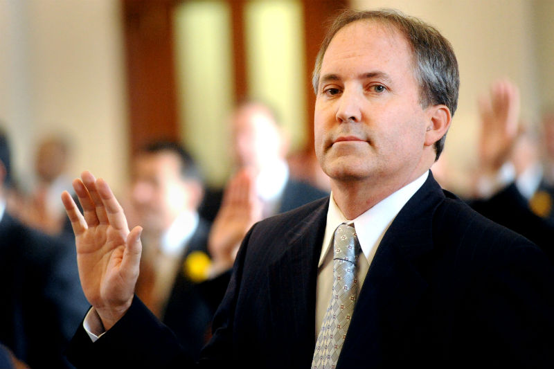 Ken Paxton Sues Austin: AG wants City Hall to comply with ...