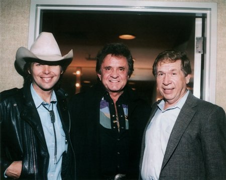 Country vintage: Yoakam, Johnny Cash, and Buck Owens