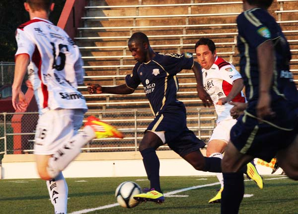 Kekuta Manneh: we knew him before he was a star