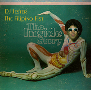 Dj jester the filipino fist