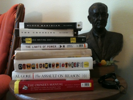 Bedside Manner: Books In My Possession, Which I May or May Not Read