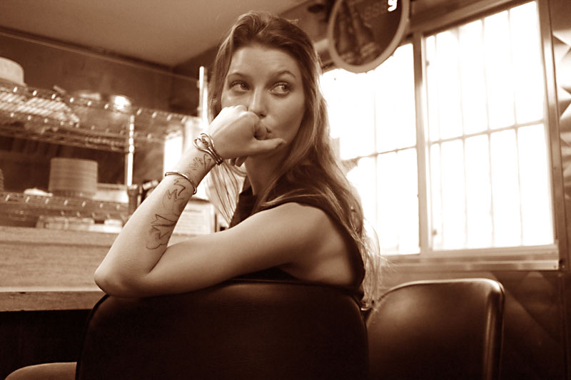 High Country Truck >> Dram Shop Girl: Look out, Shakey Graves. Your tourmate and ...