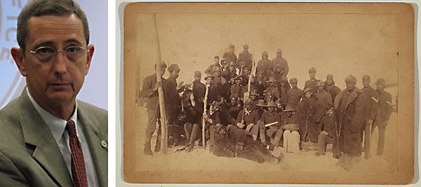 Buffalo Soldiers Confederate Right Buffalo Soldiers