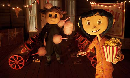 Coraline Movie Review The Austin Chronicle