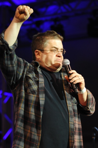 Fun Fun Fun Fest Live Shot: Patton Oswalt