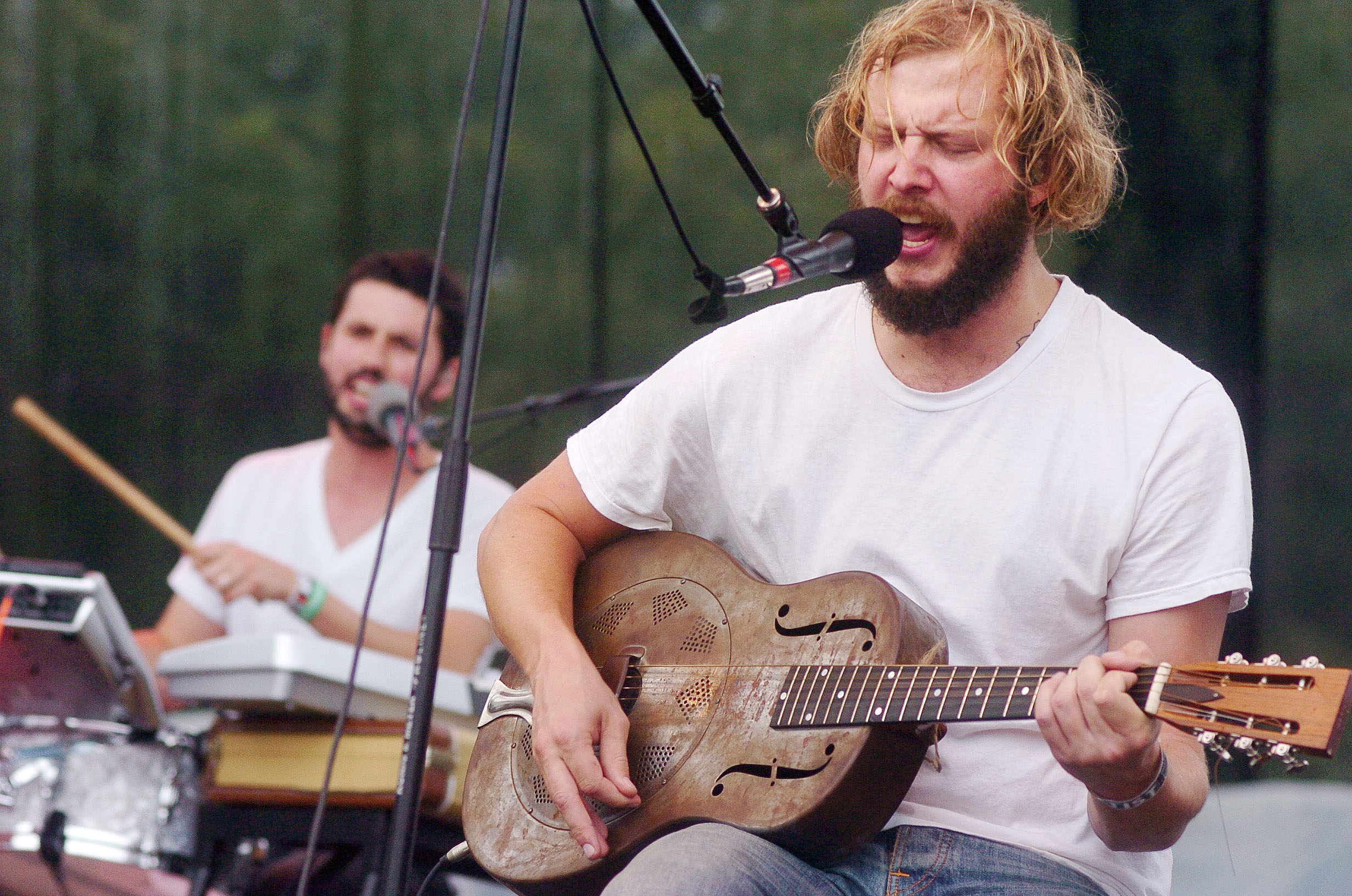 Review Bon Iver Music The Austin Chronicle