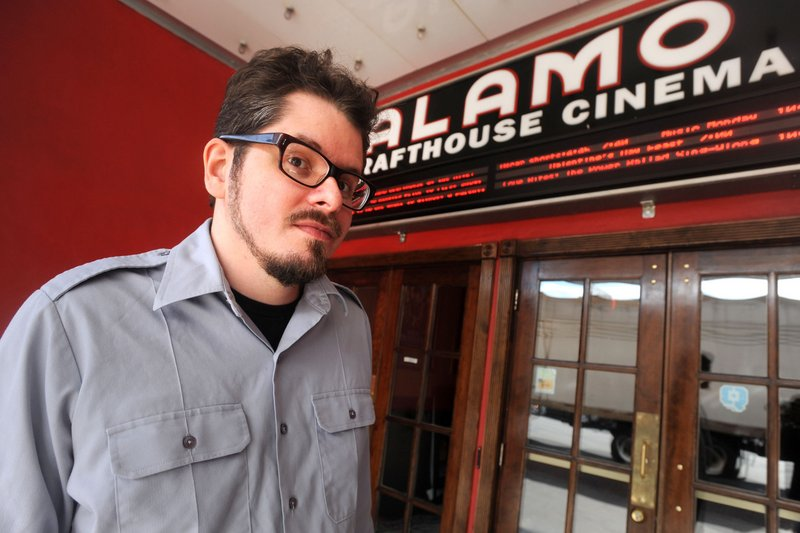Lars Nilsen gets a new home with the Austin Film Society