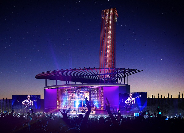 Live Nation To Book Circuit Of The Americas Concert