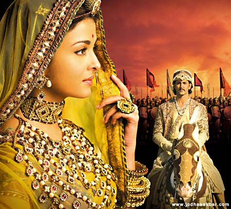 Jodhaa Akbar. Not rated, 213 min. Directed by Ashutosh Gowariker.