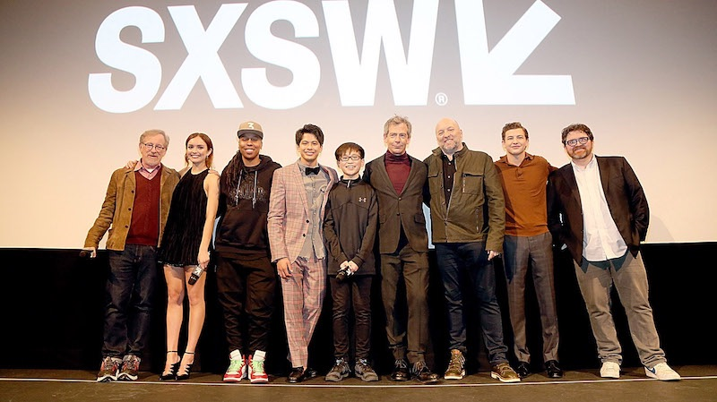 Ready Player One SXSW Premiere Has Technical Difficulties with Spielberg in Attendance