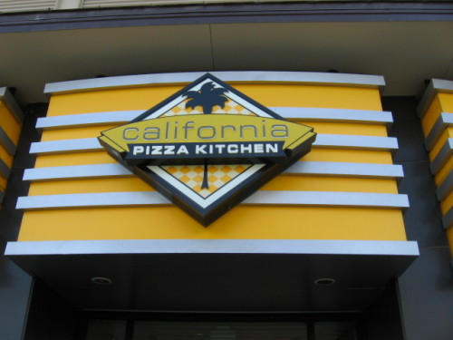 California Pizza Kitchen The Austin Chronicle