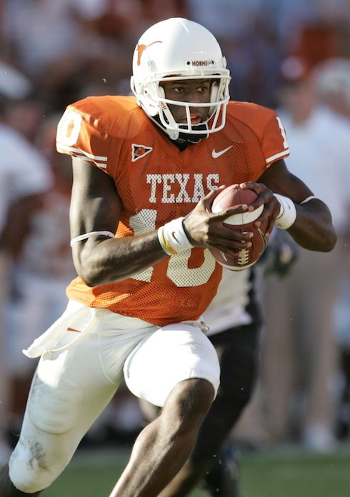 Put a Fork in Vince Young?