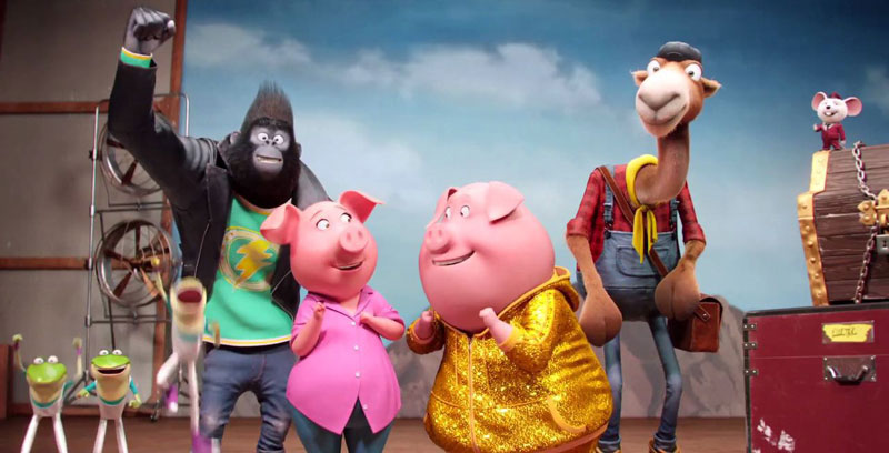 Sing Movie Review The Austin Chronicle