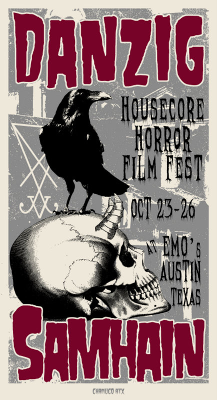 Danzig and Samhain return for Housecore Horror