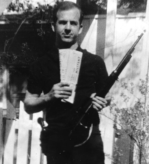 Lee harvey oswald gay homo