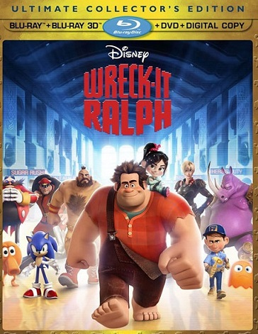 DVD Watch: 'Wreck-It Ralph' Ultimate Collecter's Edition