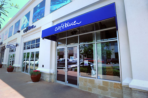 Cafe Blue Austin Hill Country Galleria