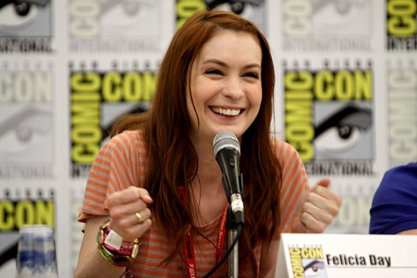 Felicia Day Is Coming to Austin: Also, 'Rock Jocks' is on tour ...