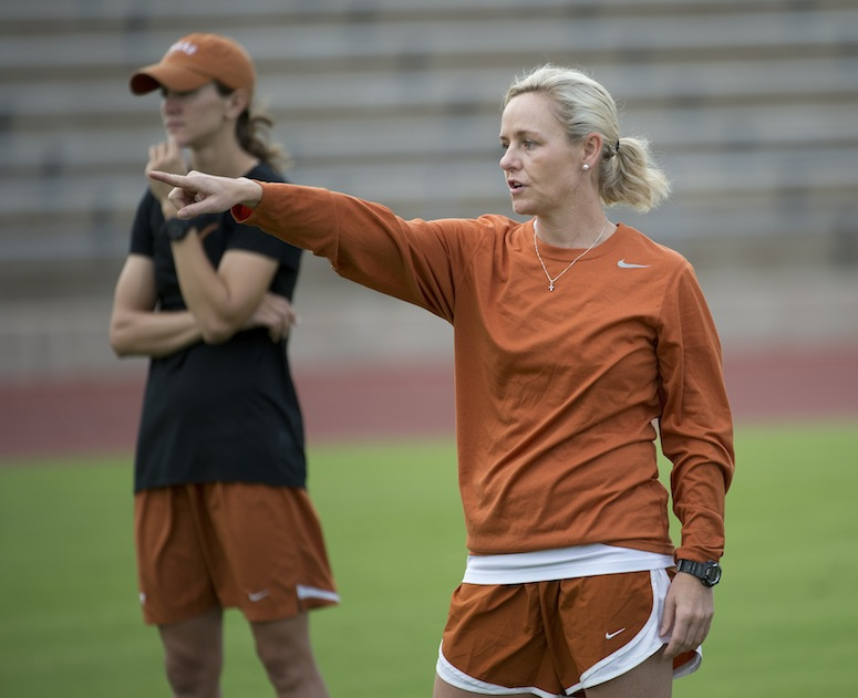 Introducing new UT head coach Angela Kelly