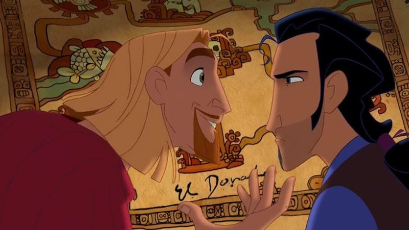the road to el dorado review the chronicle