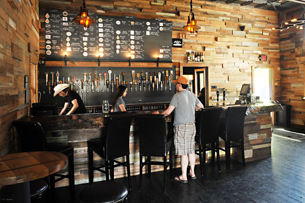 Gear up beer craft brewery and brewpub options food