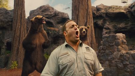 Zookeeper - Movie Review - The Austin Chronicle