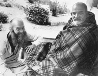 who was ram dass teacher