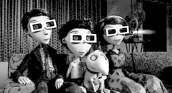 Frankenweenie Movie Review The Austin Chronicle