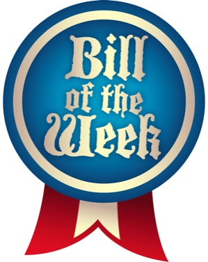 Bonus Bill of the Week: My Favorite Waste of Time