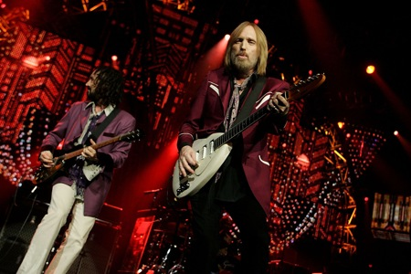 Tom Petty in Selma, Aug. 26