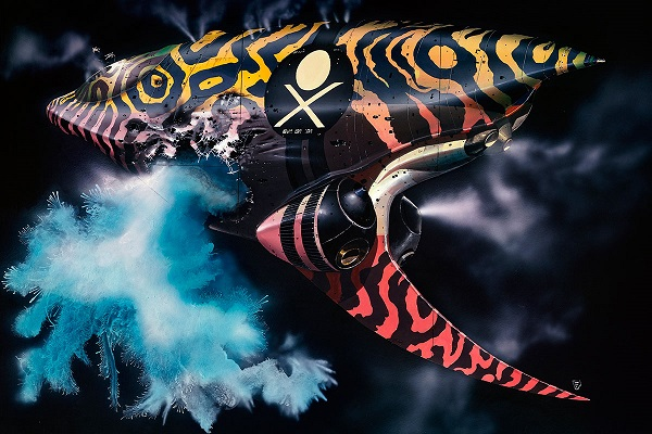 Lost masterwork, or megalomaniac's dream? One of Chris Foss' designs for the unmade Jodorowsky's Dune.