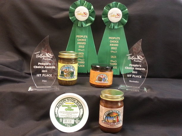 Local Food Companies Win Awards
