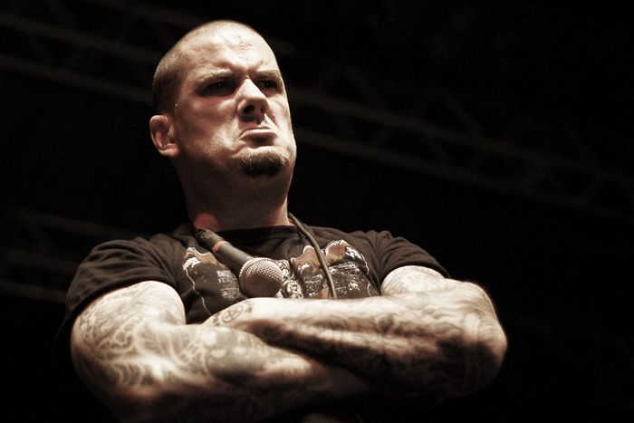 Phil Anselmo raids the tombs and blasts the rafters: The metal icon brings his new band to his new film and music fest, Housecore Horror