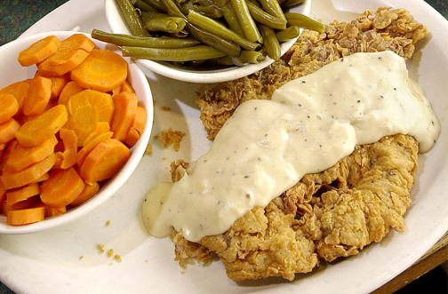 Hoover's Chicken Fried Steak