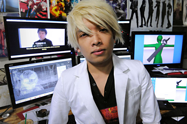 The Full Monty: With the release of RWBY, MONTY OUM is.