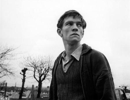Tom Courtenay in 'The Loneliness of the Long Distance Runner'