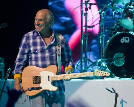 Jimmy Buffet at the Moody Theater, 5.30.12