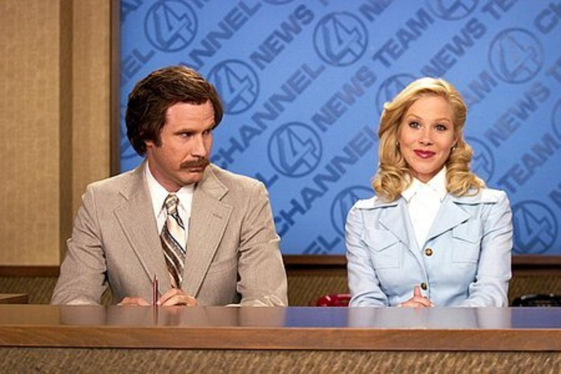 Anchorman: The Legend of Ron Burgundy - Movie Review - The Austin Chronicle