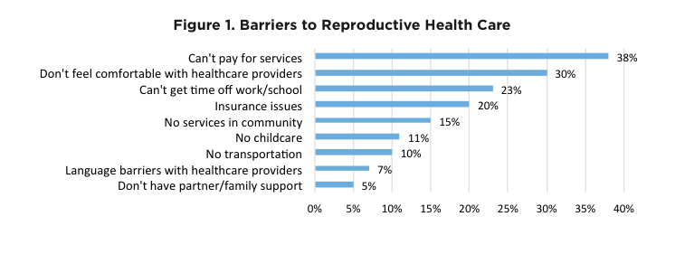 3 Barriers to accessing health care access