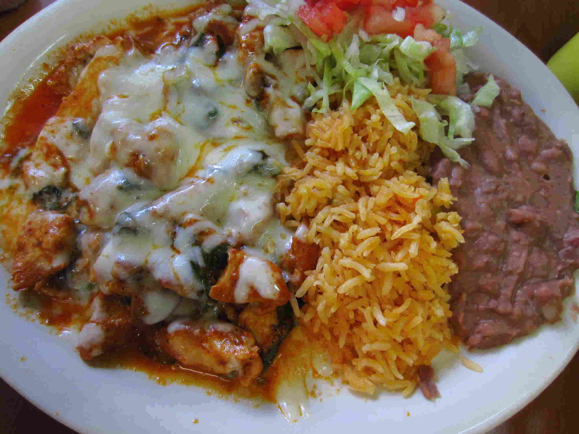 Regional mexican cuisine at la casita chronicle critic for About mexican cuisine