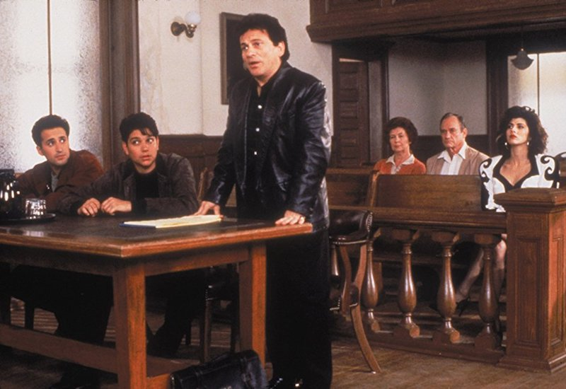 My Cousin Vinny Movie Review The Austin Chronicle With joe pesci, marisa tomei, ralph macchio, mitchell whitfield. the austin chronicle
