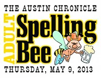 'Chronicle' Adult Spelling Bee Takes Place Tonight