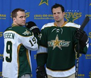 Texas Stars Reveal New Jerseys