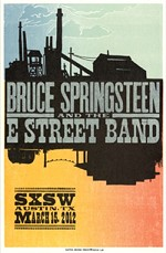SXSW Springsteen Show Finally Announced