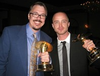 I Broke Bad for 'Breaking Bad'