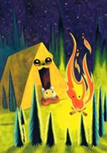 'Adventure Time' Returns to Mondo