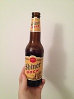 Homesick Texans Can Now Chill with Shiner Beer