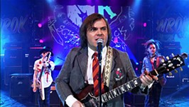 Back to 'School of Rock'