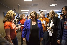 It's Official: Van de Putte Running for Lt. Gov.